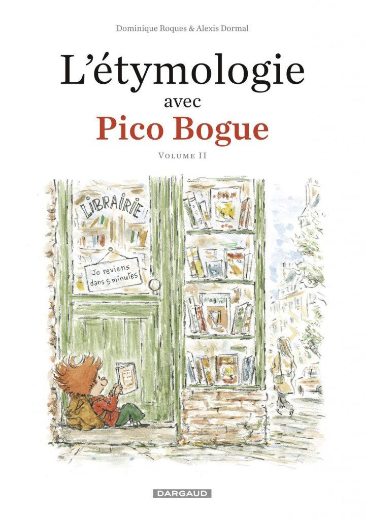 Pico Bogue comic