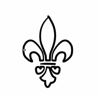fleur de lys symbol of france