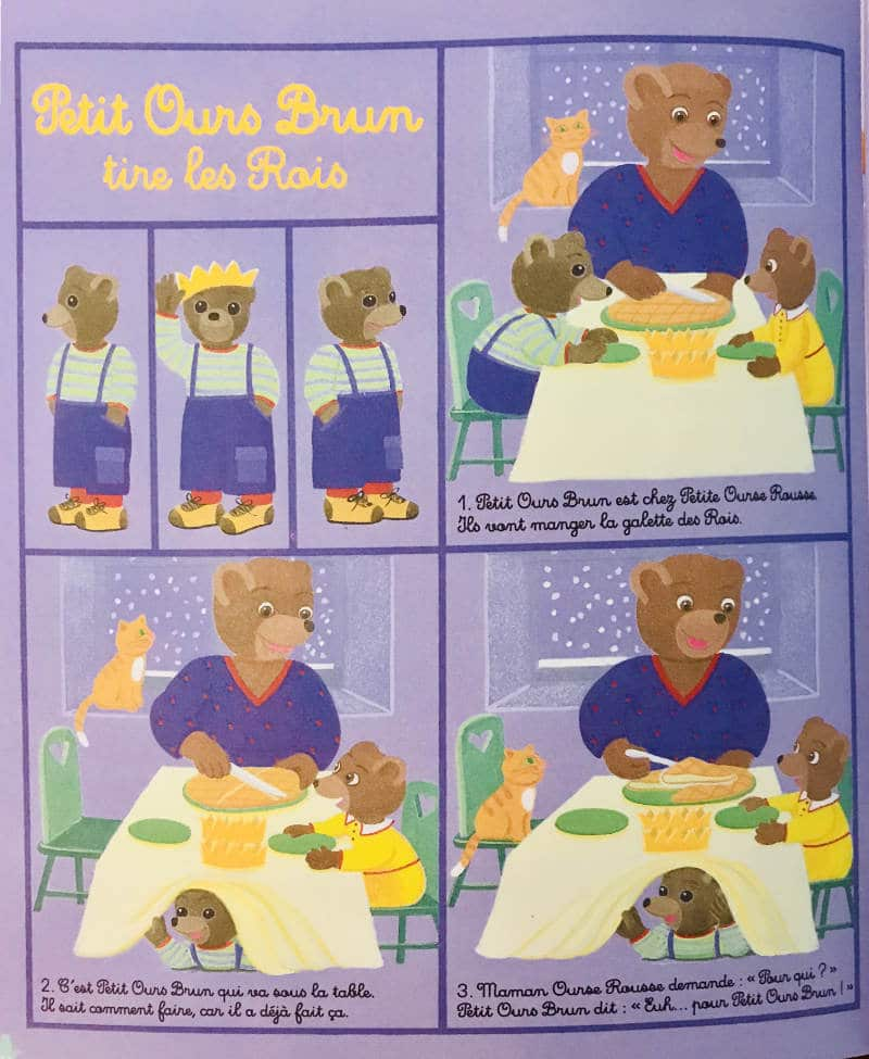 Petit Ours Brun - French Children's books