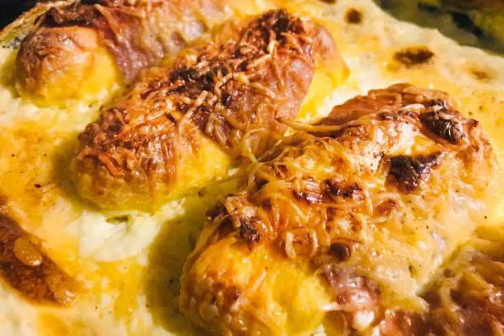 Lyonnaise Quenelles in Cream Sauce (Recipe) 1