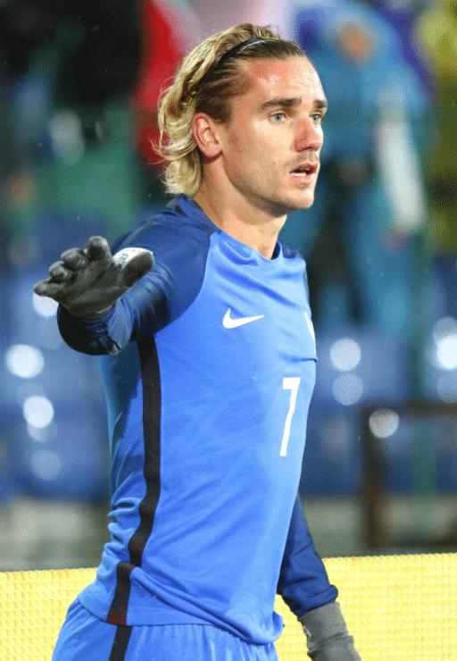 Antoine Greizmann footballer