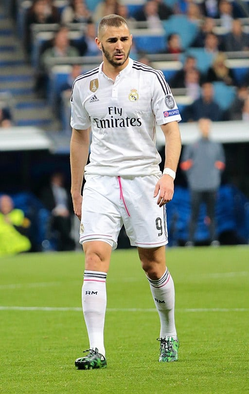 Karim Benzema footballer