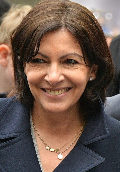 Anne Hidalgo French politician