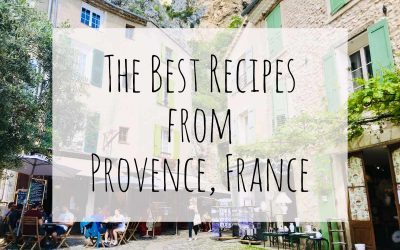 10 Best Recipes from Provence, France