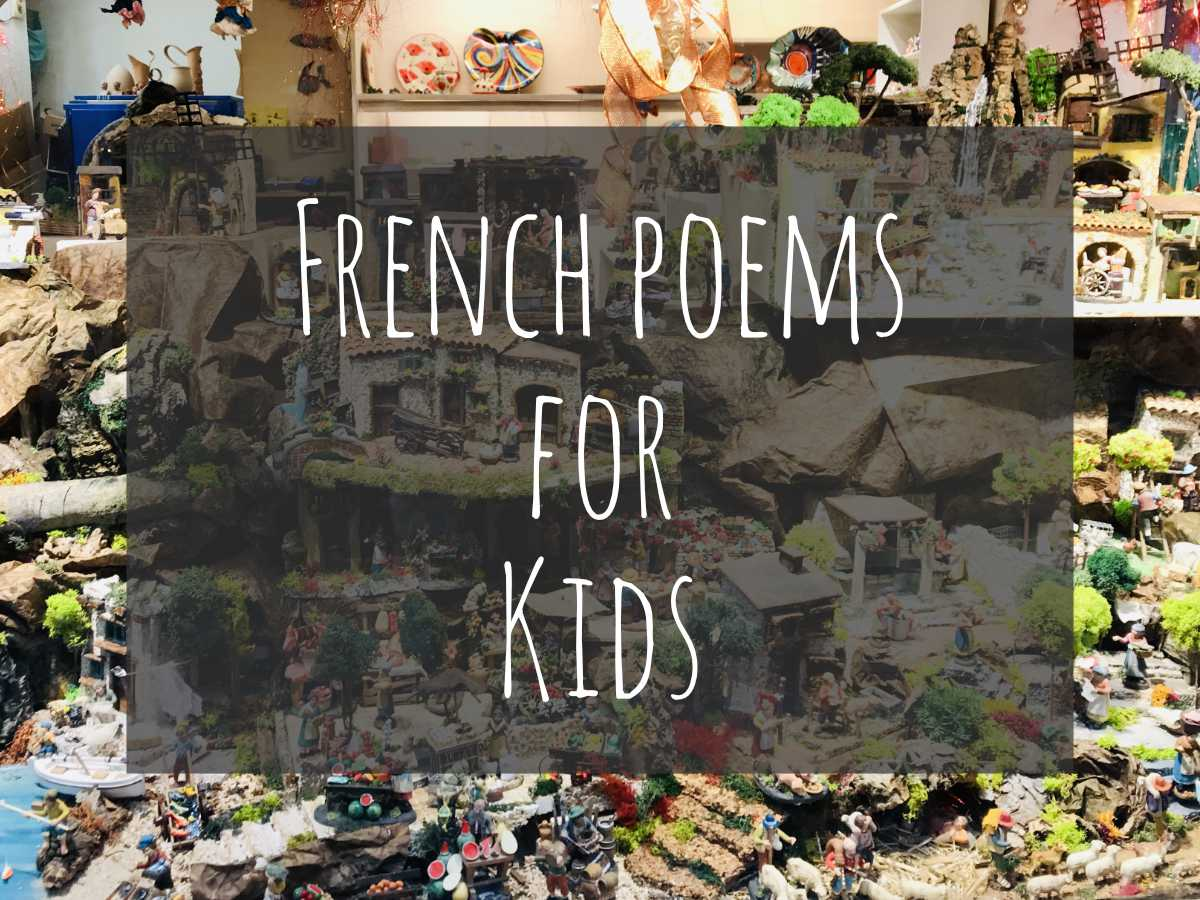 9 Beautiful French Poems for Kids