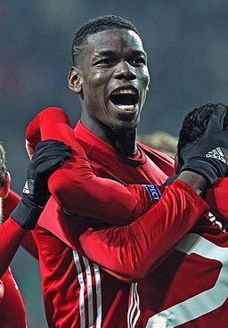 Paul Pogba footballer