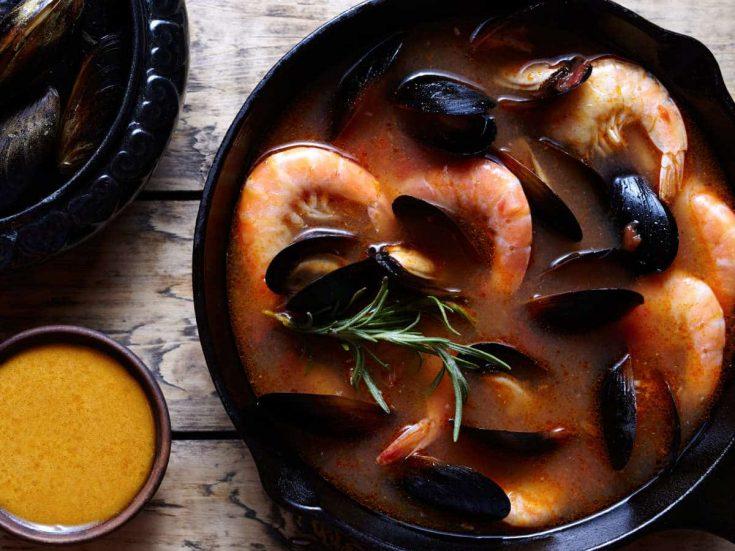 Marseille's Bouillabaisse Instant Pot Recipe (Adapted) 1