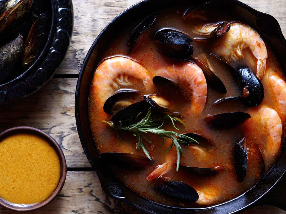 Marseille's Bouillabaisse Instant Pot Recipe (Adapted)