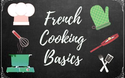 14 French Cooking Basics every aspiring chef should know