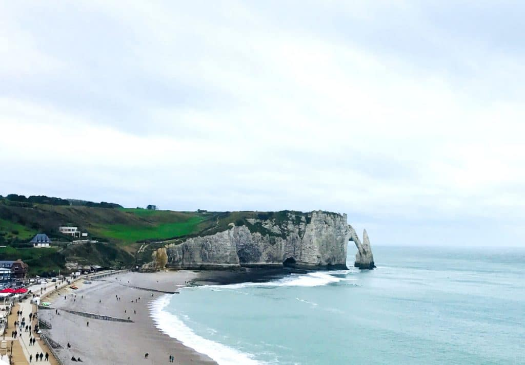 Etretat in Normandy