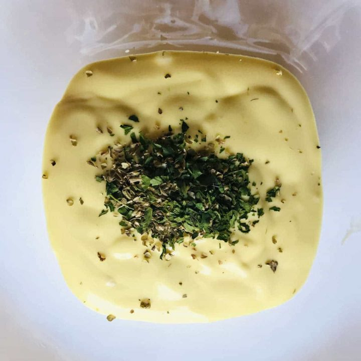 french mayonnaise