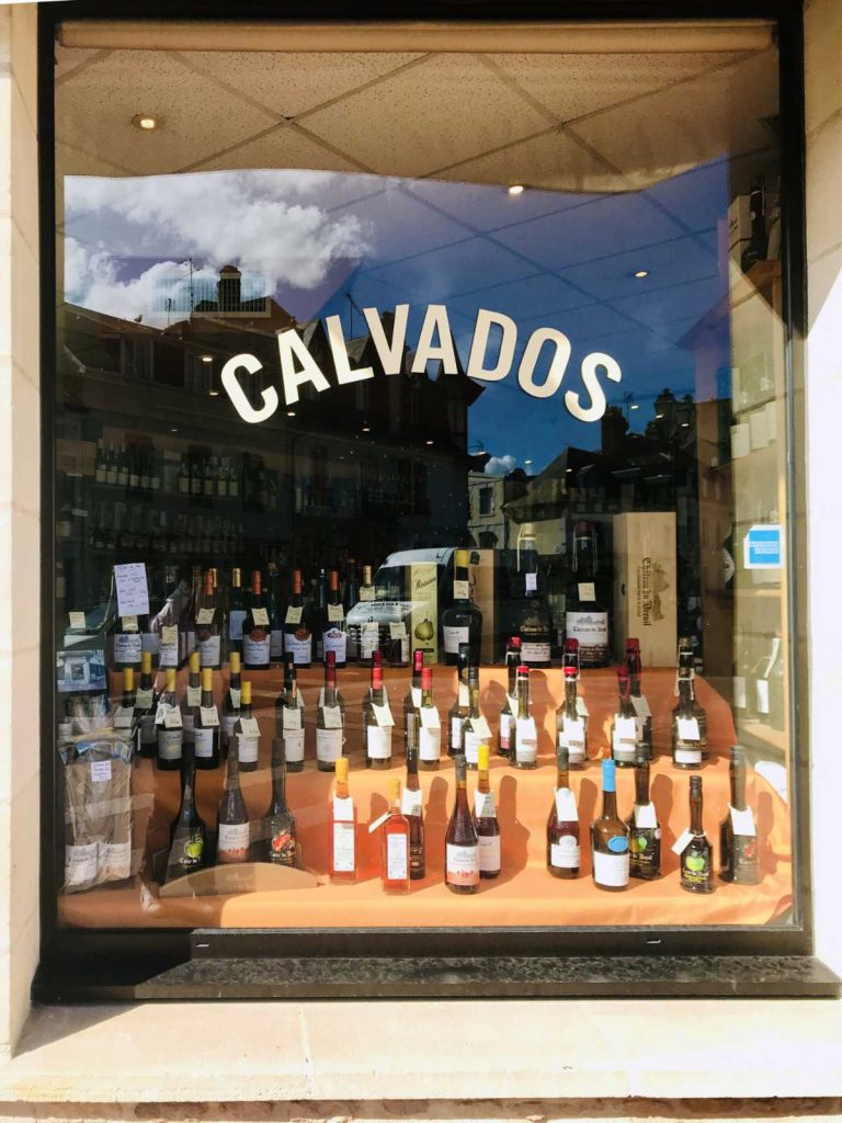calvados store window