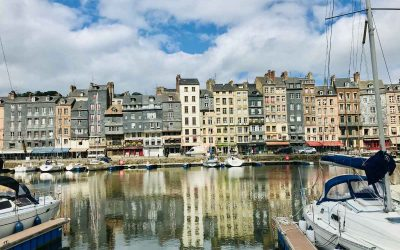 Visiting Honfleur: the Old port city in Normandy