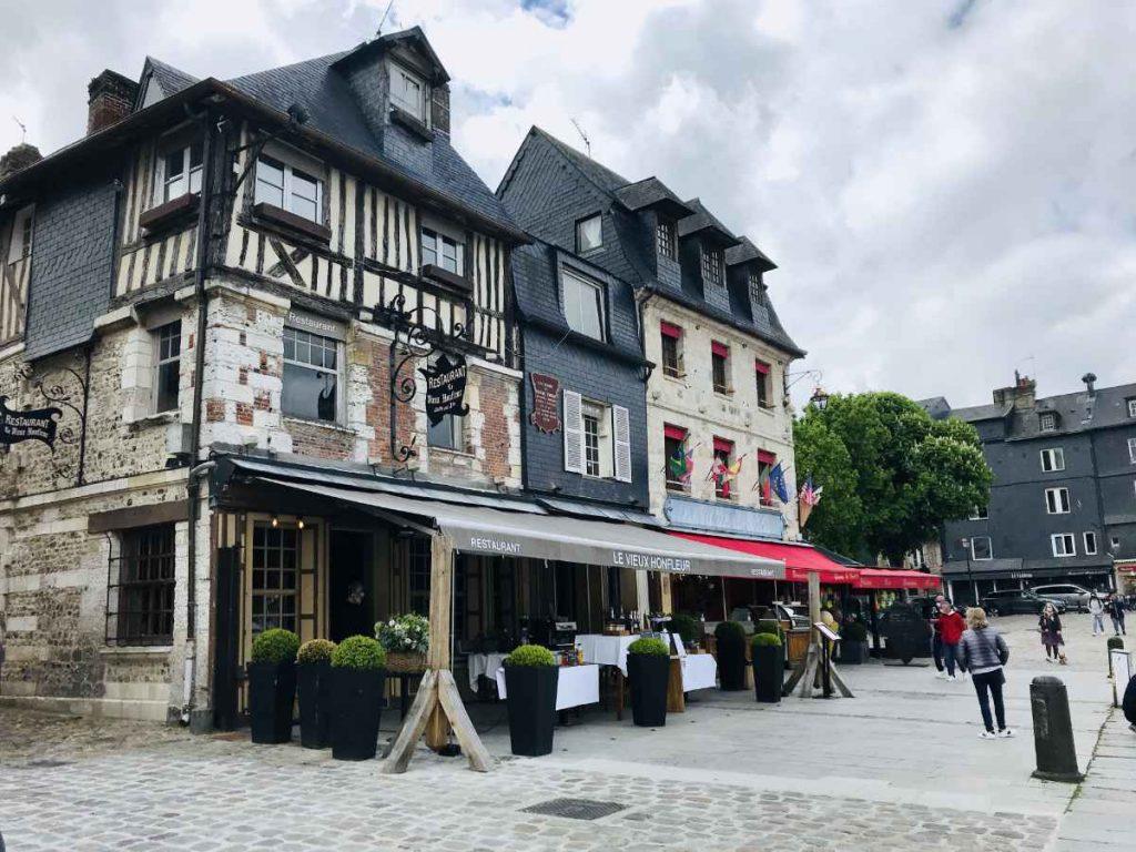 honfleur old town