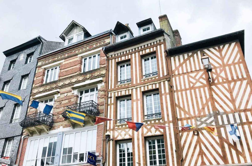 Vaugueux District in Caen