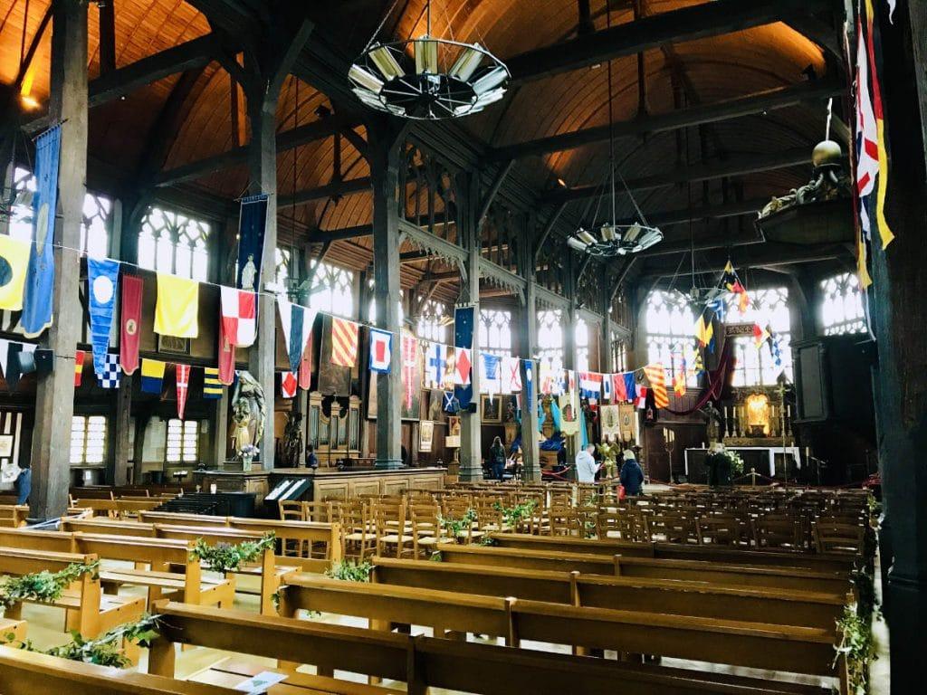 Eglise St. Catherine in Honfleur