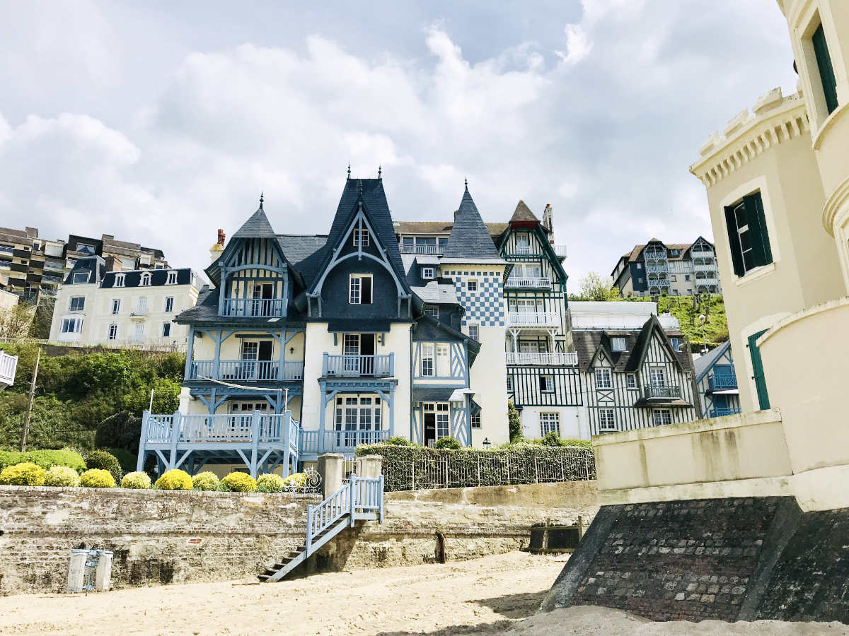 Trouville-Sur-Mer: the Other Seaside town in Normandy