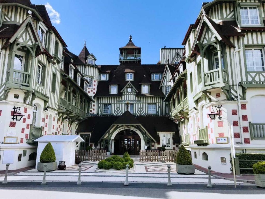 La Barriere Normandy hotel in Deauville