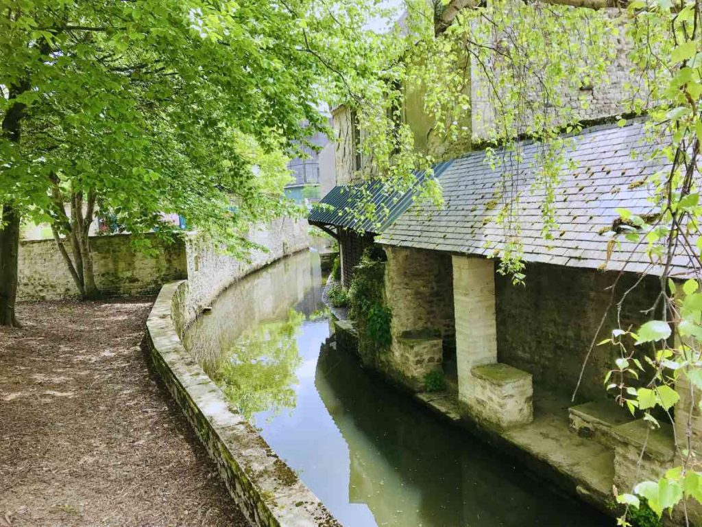 canals in Bayeux