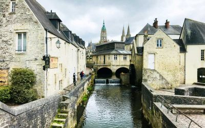 Visiting Medieval Bayeux in Normandy