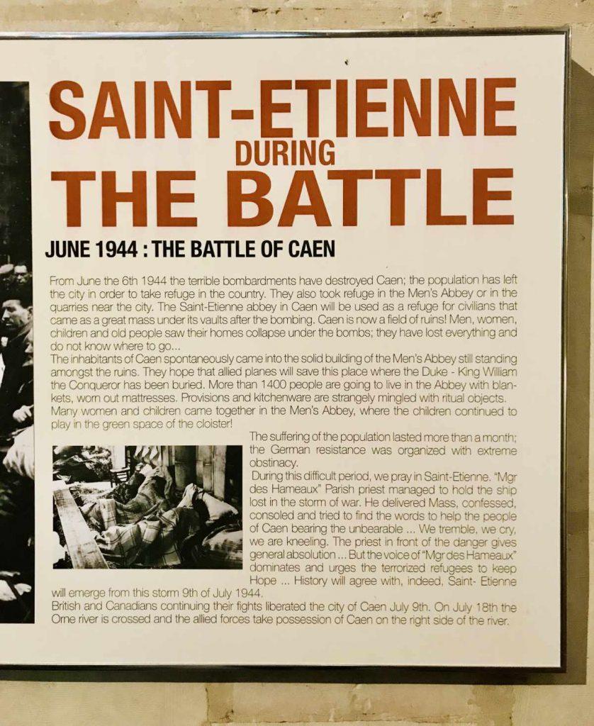 Caen Memorial Museum knowledge panel