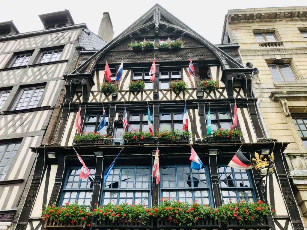 Visiting Rouen in Normandy with Joan of Arc 3