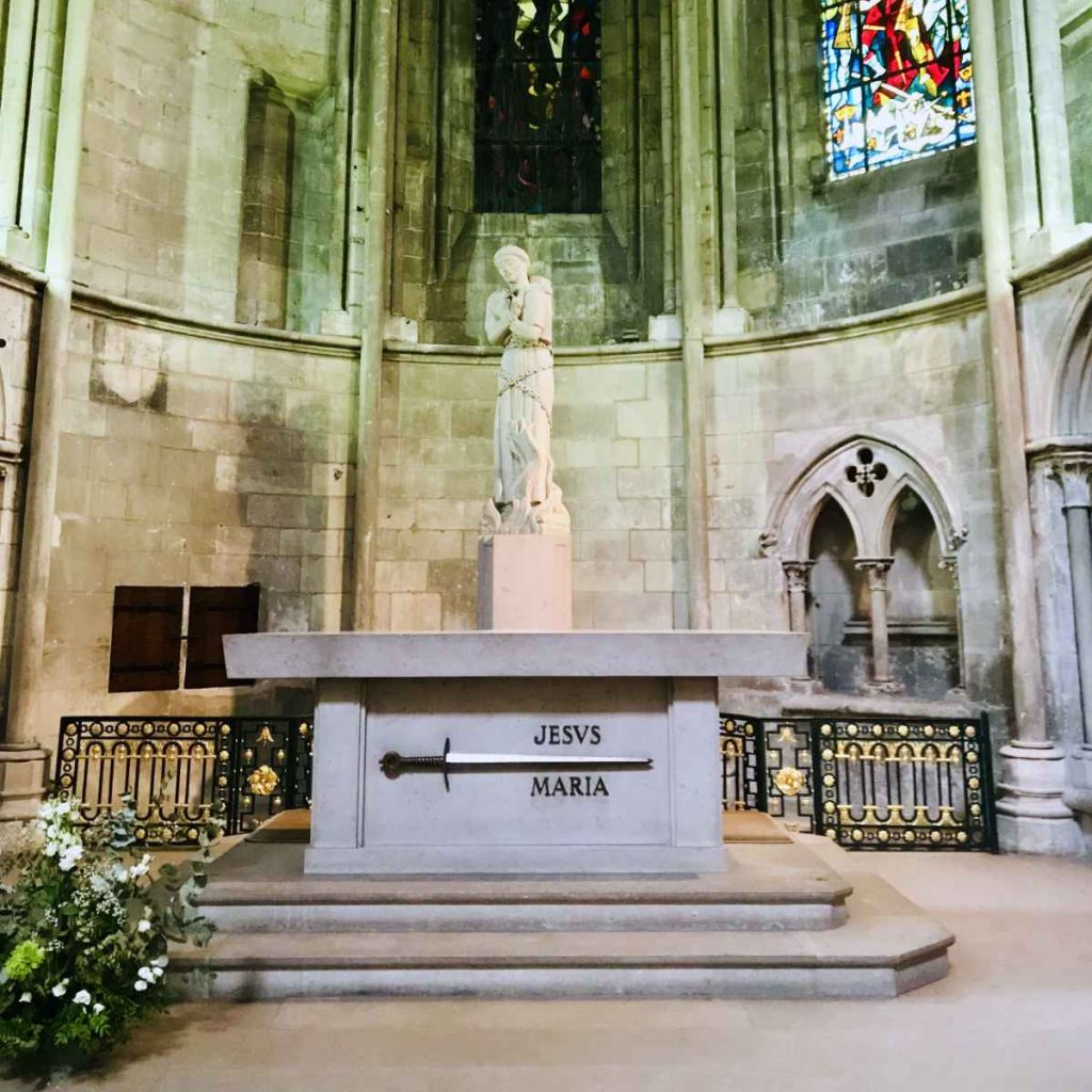 Visiting Rouen in Normandy with Joan of Arc 6