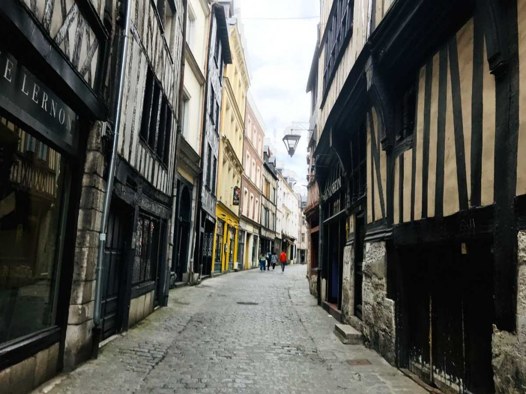Visiting Rouen in Normandy with Joan of Arc 1