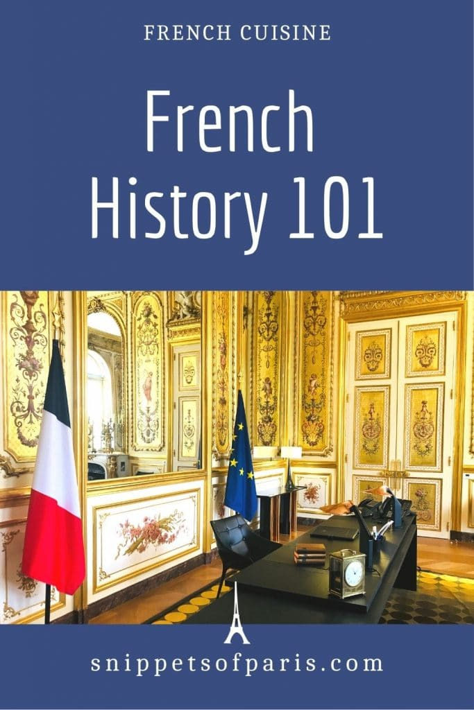 French history - pin for pinterest