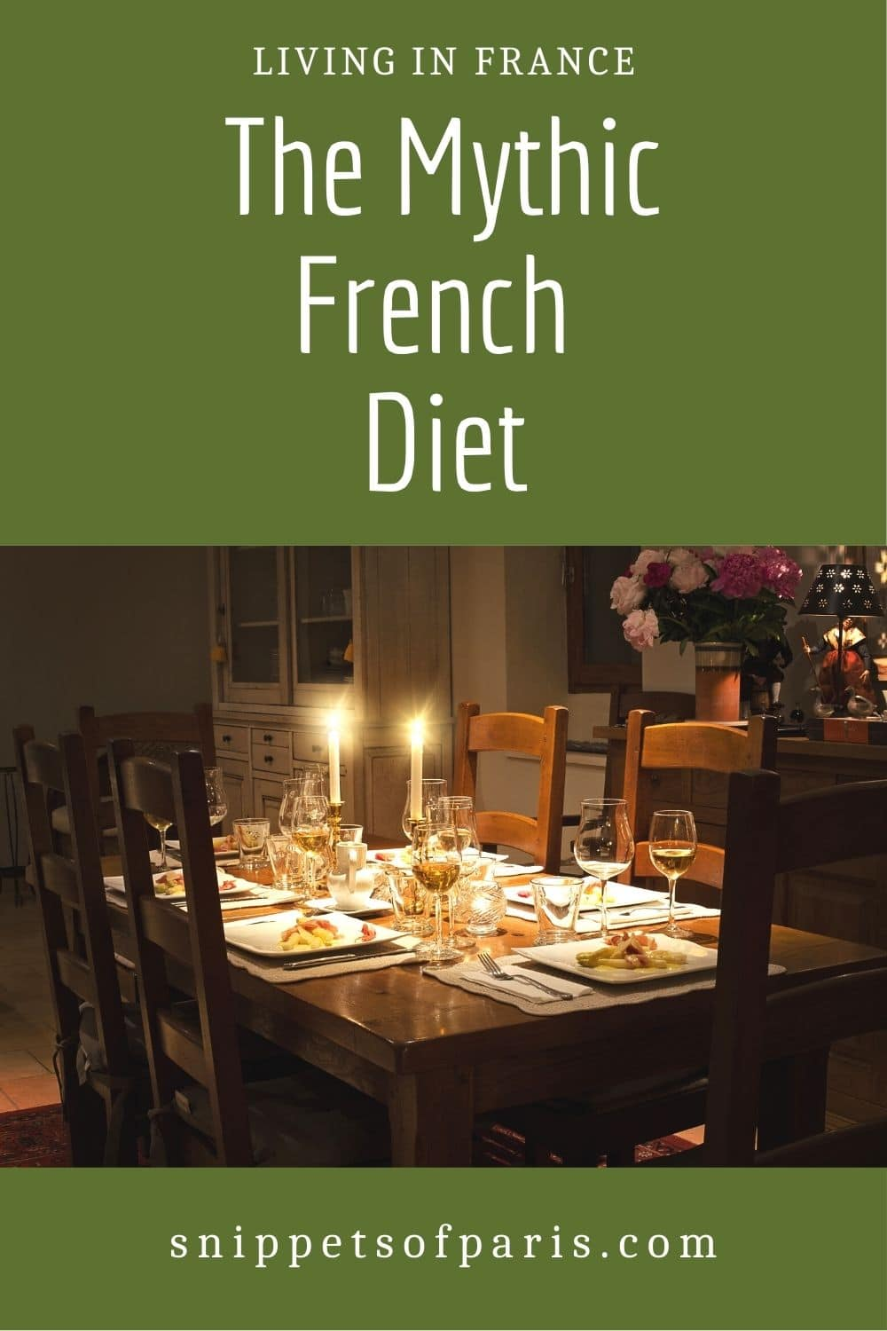 French Diet Myths: 14 Real tips from French Women to stay slim