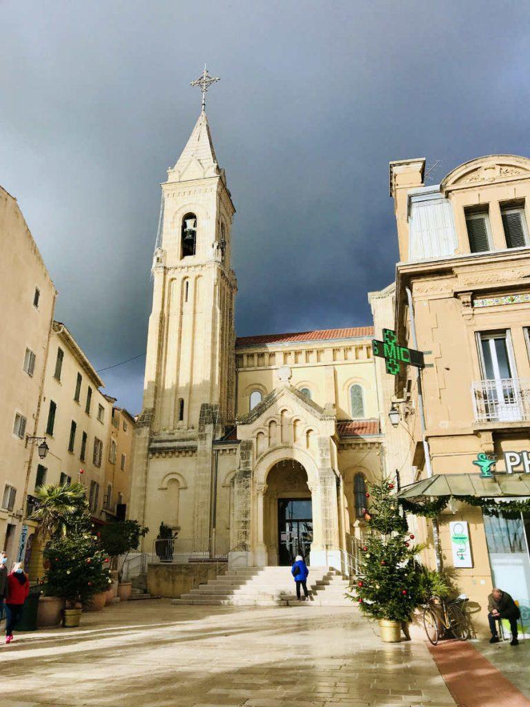 Eglise Saint Nazaire sanary-sur-mer