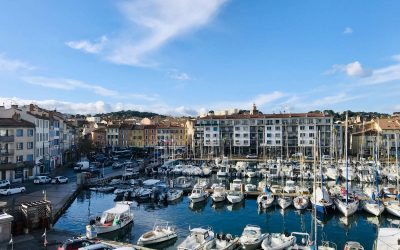 La Seyne-sur-mer: a little town on the French Riviera