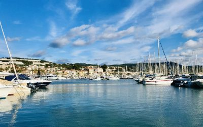 Bandol: A seaside holiday town on the French Riviera