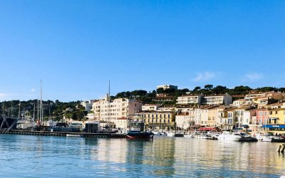 Cassis: A Beautiful Seaside town on the French Riviera