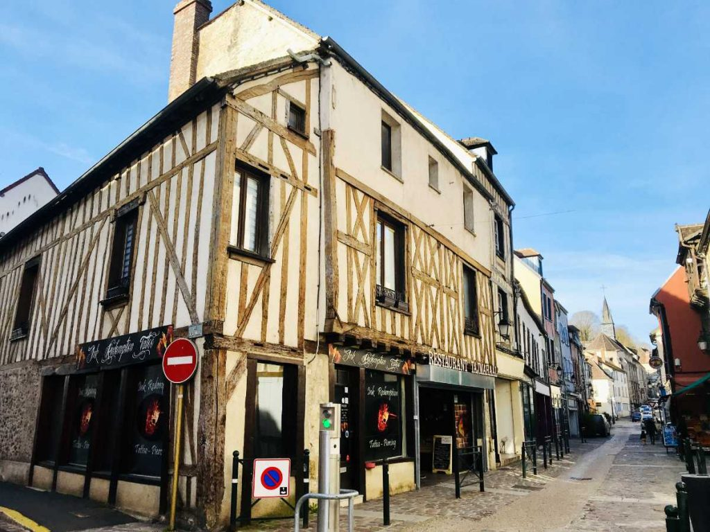 Old Town Provins