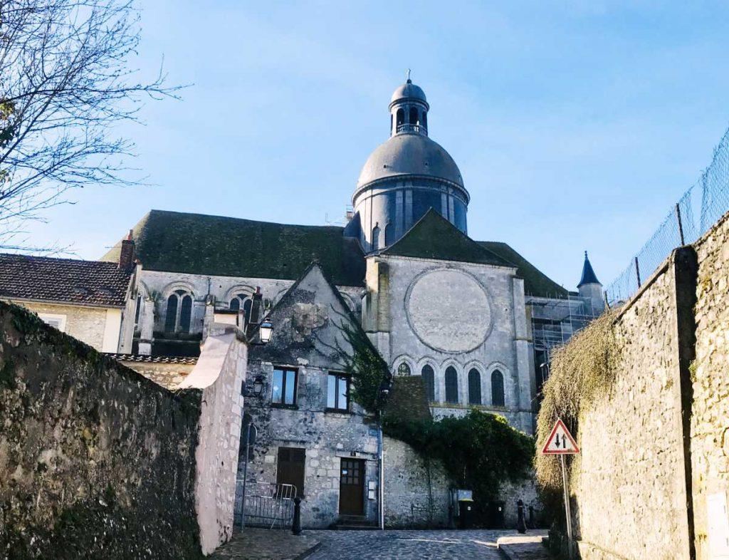 Église Collégiale Saint-Quiriace de Provins