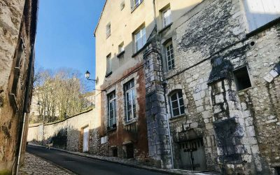 Provins: A Fortified Medieval town near Paris