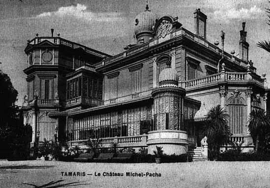 Villa Tamaris in 1920