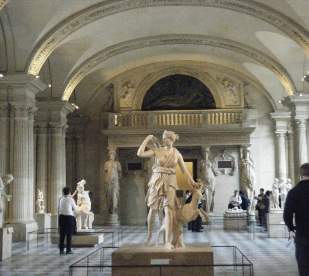 Diane de Versailles (Sully Wing, Level 0)