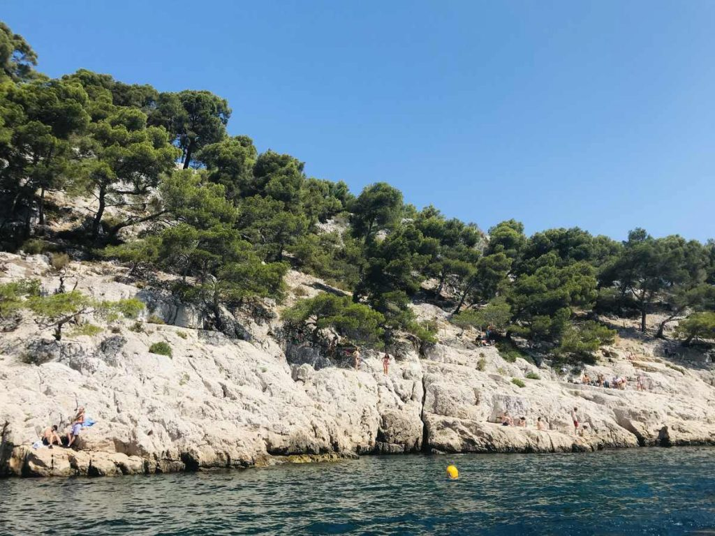 Visiting the Calanques near Marseille, Cassis and La Ciotat 3