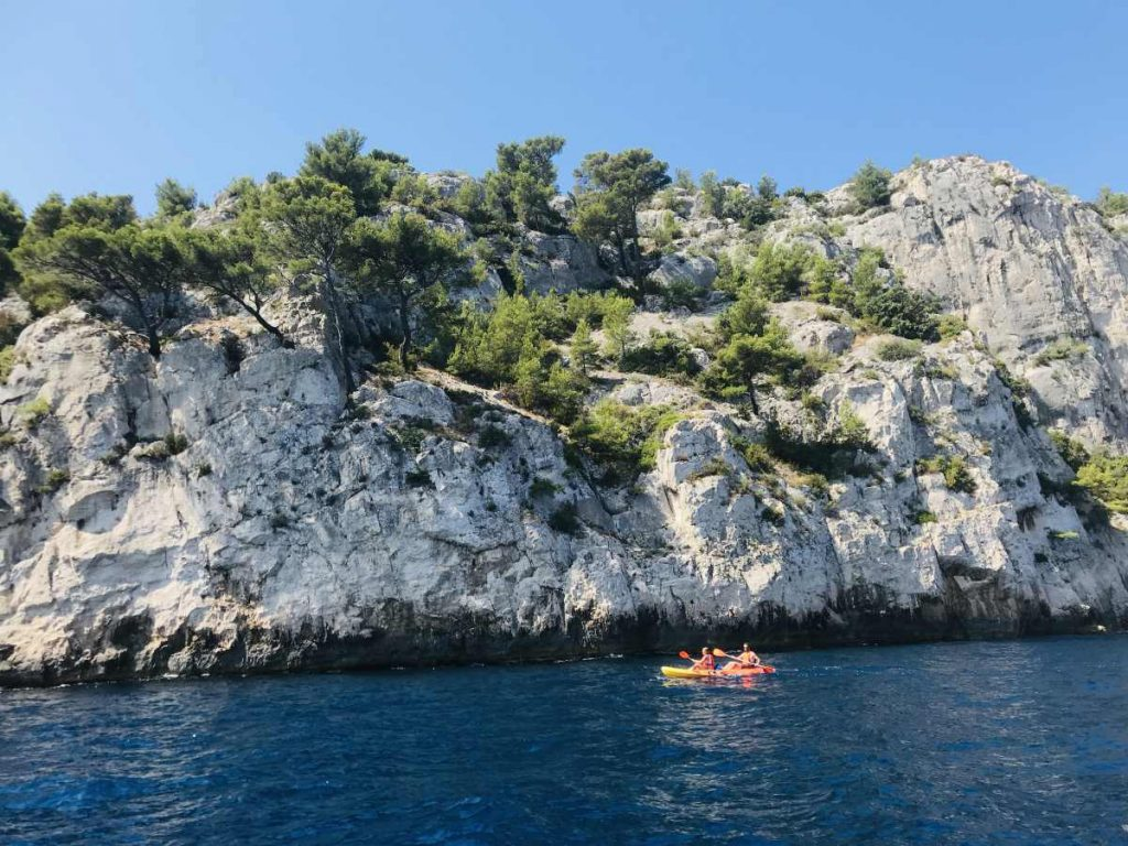 Visiting the Calanques near Marseille, Cassis and La Ciotat 4