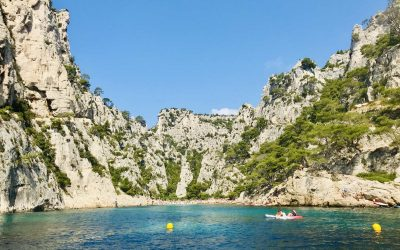 Visiting the Calanques near Marseille, Cassis and La Ciotat