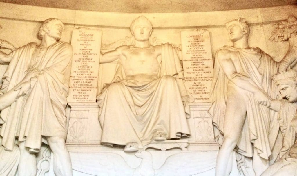 Napoleon Bonaparte Tomb at Les Invalides