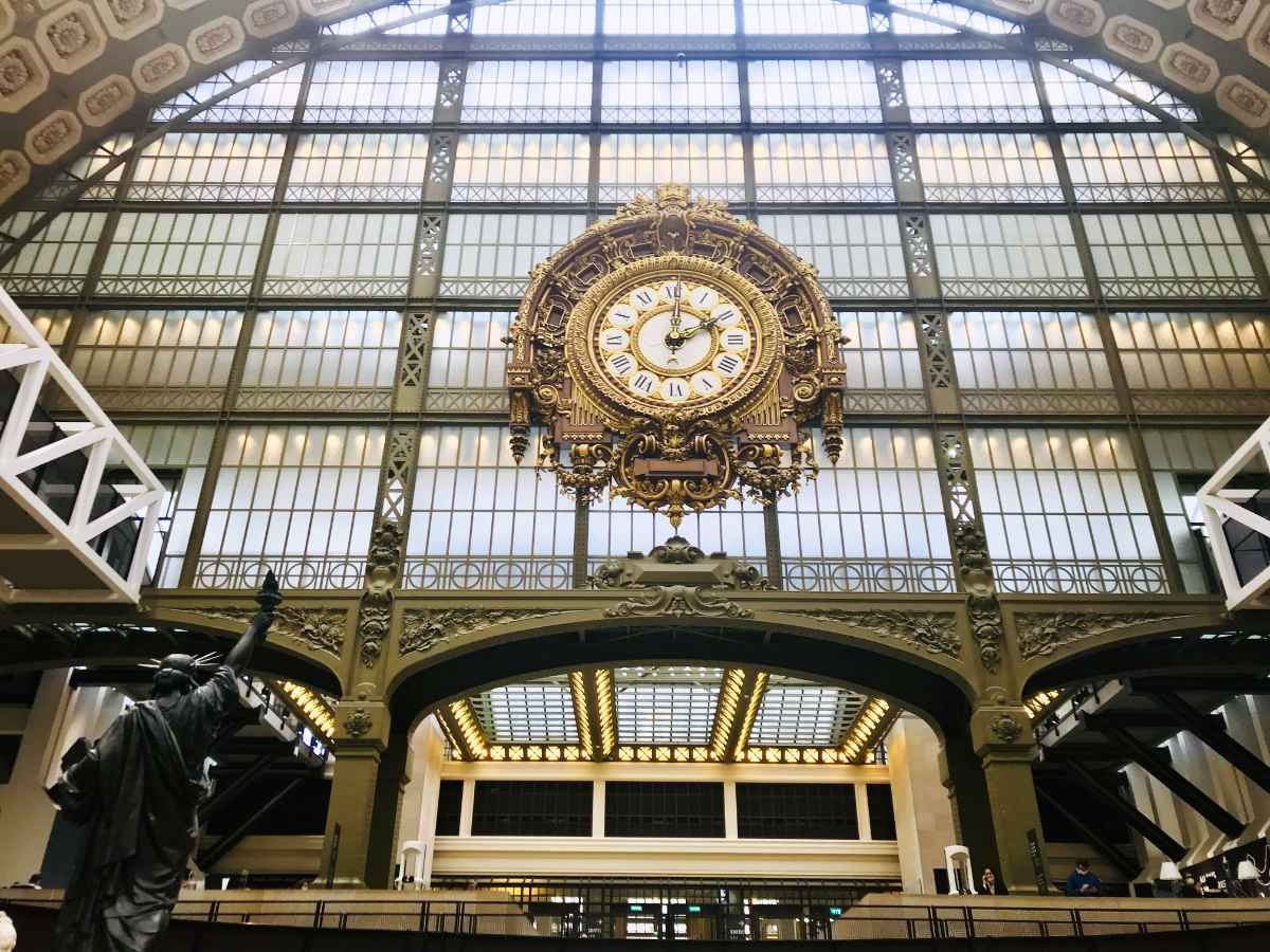 You are currently viewing 14 Things to see at Musée d'Orsay in Paris