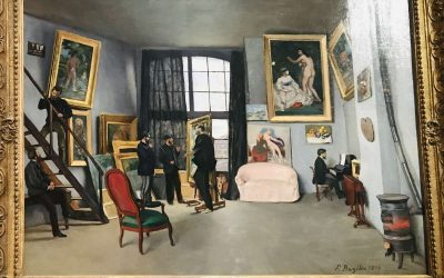 29 Famous French Artists and Painters you should know