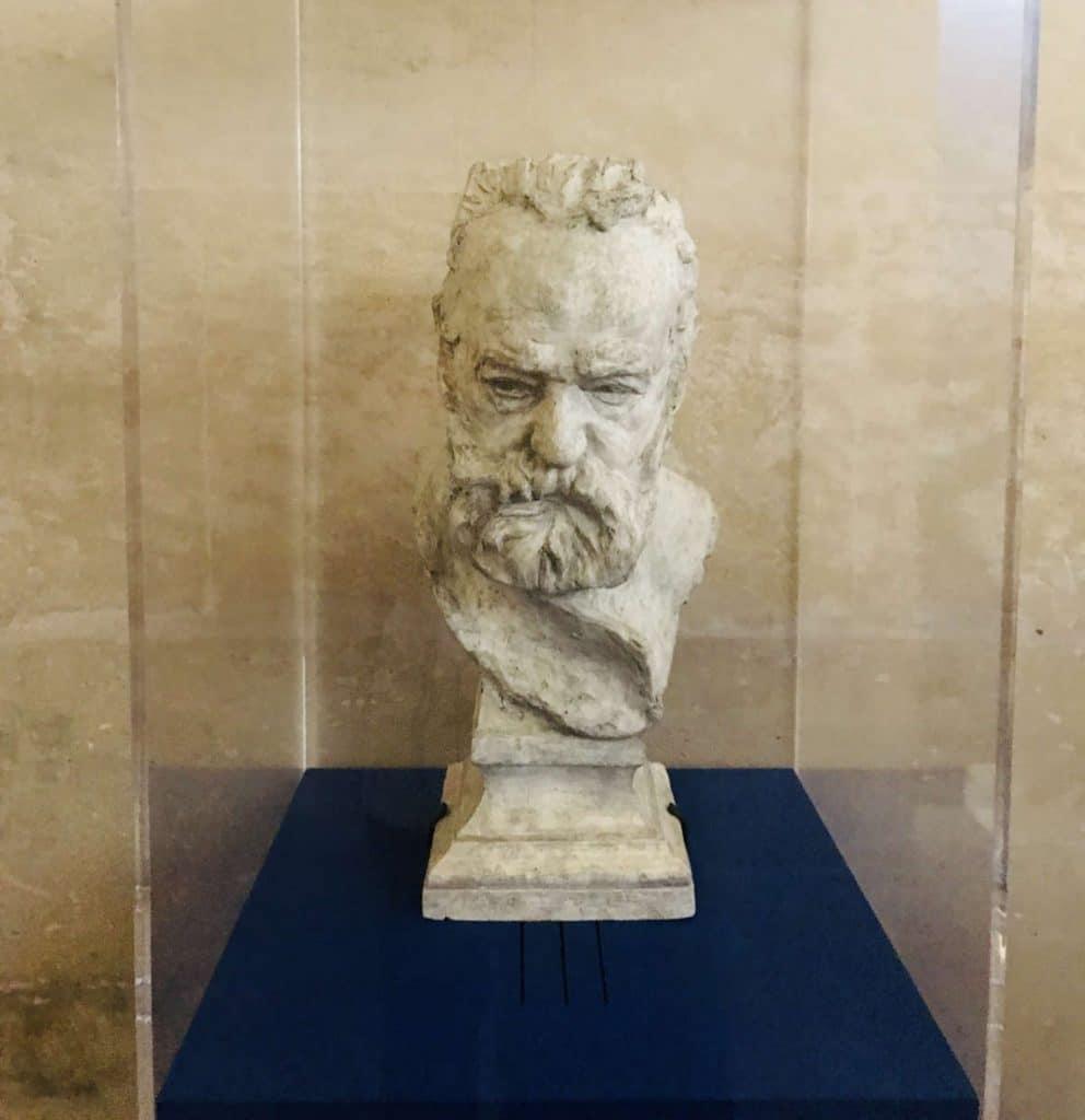 Bust of Jean Jaures