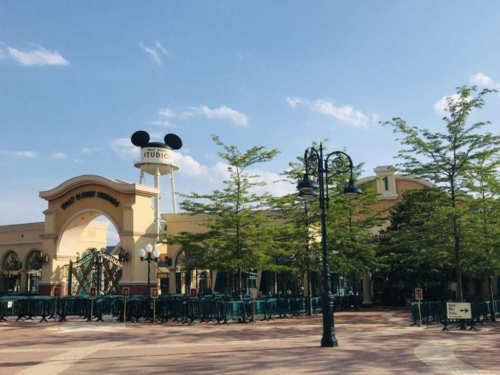 Walt Disney Studio Park in Paris