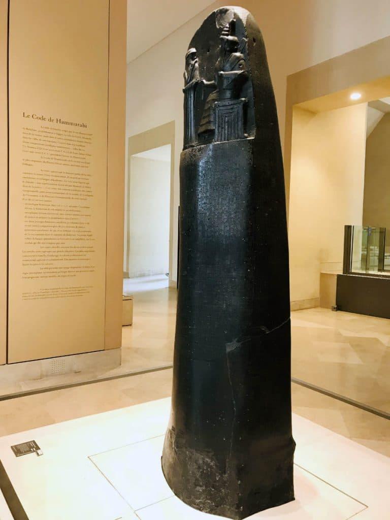 Code of Hammurabi (Richelieu Wing, Level 0)