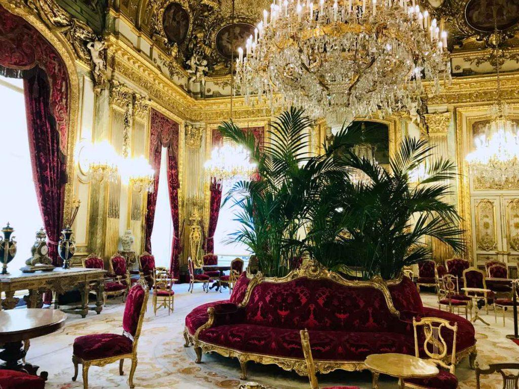 Napoleon III Apartments (Denon Wing, Level 1)
