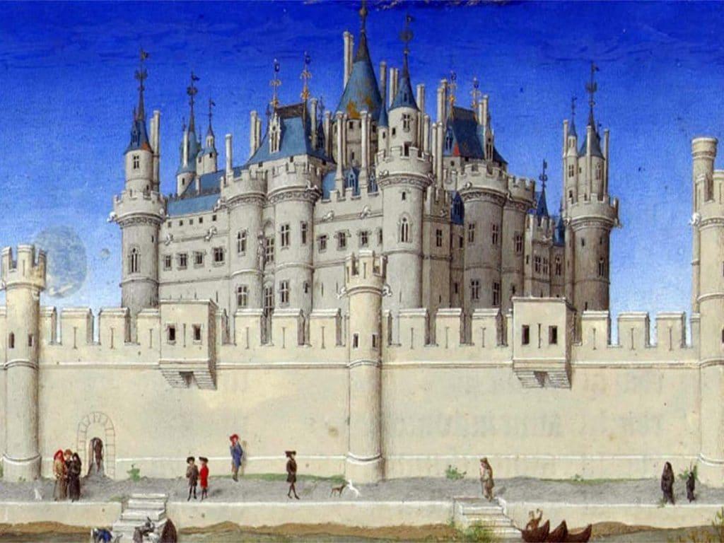 Chateau du Louvre